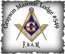 Grayson Masonic Lodge #549